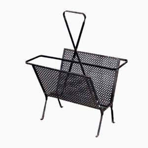 Magazine Rack by Mathieu Matégot, 1950s