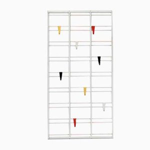 Coat Rack by Tjerk Reijenga for Pilastro, 1950s