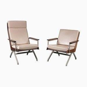 Lounge Chairs by Rob Parry for Gelderland, Netherlands, Set of 2