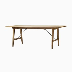 Mid-Century Modern BM1160 Hunting Table by Børge Mogensen for Carl Hansen & Søn