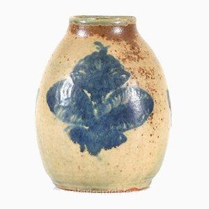 Skandinavische Keramik Vase von Patrick Nordström für Isle