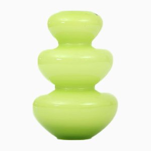 Petit Vase en Verre Souffl
