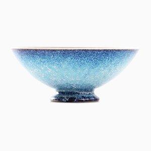 Vintage Scandinavian Stoneware Bowl by Sven Wejsfelt for Gustavsberg
