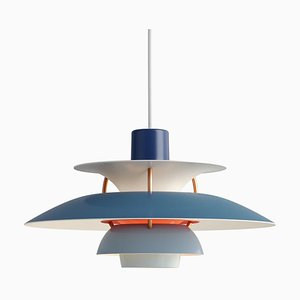 Mid-Century Scandinavian PH 5 Mini City Pendant Lamp by Poul Henningsen for Louis Poulsen