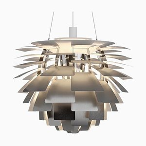 Mid-Century Scandinavian Stainless Steel PH Artichoke Pendant Lamp by Poul Henningsen for Louis Poulsen