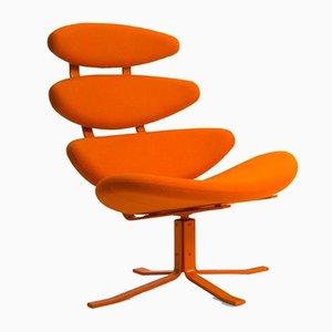Corona Spectrum Sessel von Poul M Volther für Erik Jørgensen Møbelfabrik