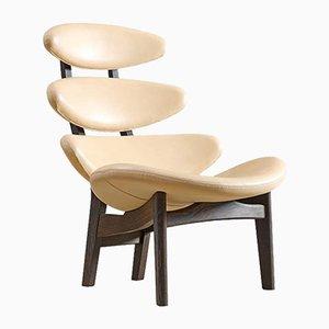 Corona Classic Sessel von Poul M Volther für Erik Jørgensen Møbelfabrik