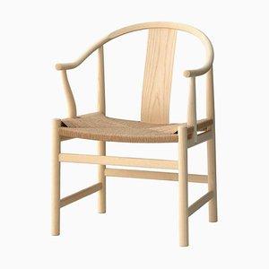 Mid-Century Modern Scandinavian PP 66 Chair by Hans J. Wegner for PP Møbler