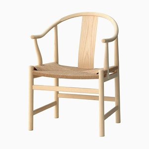 Skandinavischer Mid-Century Modern PP 66 Stuhl von Hans J. Wegner für PP Møbler
