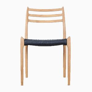 Dänischer Mid-Century Modell 78 Stuhl aus Teak von Niels O. Møller für Møllers Møbelfabrik