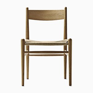Mid-Century Scandinavian Model CH36 Chair by Hans J. Wegner for Carl Hansen & Søn