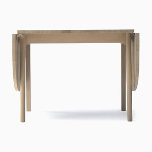Mid-Century Scandinavian Model CH002 Side Table by Hans J. Wegner for Carl Hansen & Søn