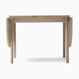 Mid-Century Scandinavian Model CH002 Side Table by Hans J. Wegner for Carl Hansen & Søn