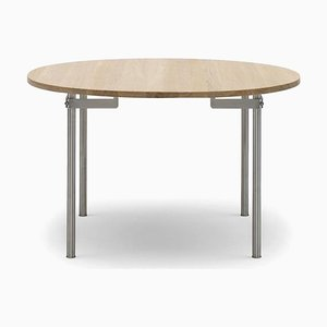 Mid-Century Scandinavian Model CH388 Side Table by Hans J. Wegner for Carl Hansen & Søn