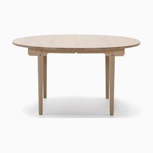 Table d'Appoint Modèle CH337 Mid-Century par Hans J. Wegner pour Carl Hansen & Søn, Scandinavie