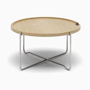Skandinavischer Mid-Century Modell CH417 Tablett Tisch von Hans J. Wegner für Carl Hansen & Søn