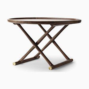 Skandinavischer Mid-Century Modell 10097 Tisch von Mogens Lassen für Carl Hansen & Søn