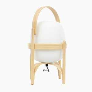 Mid-Century Scandinavian Model Cestita Table Lamp by Miguel Mila for Santa & Cole