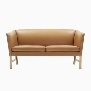 Mid-Century Scandinavian OW602 Sofa by Ole Wanscher for Carl Hansen & Søn