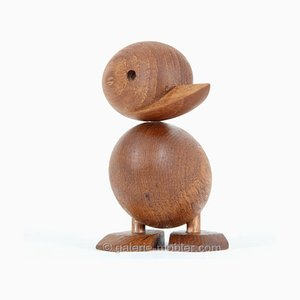 Vintage Teak Duckling by Hans Bølling for Architectmade