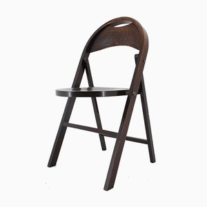 Bauhaus B 751 Folding Chair by Thonet, 1930s