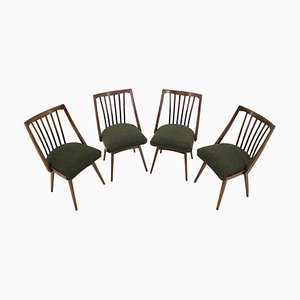 Mid-Century Dining Chairs by Antonín Šuman, 1960s, Set of 4