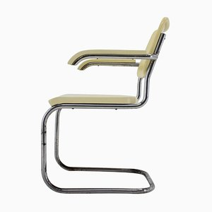 Bauhaus Chrome Chair from Robert Slezák, 1929