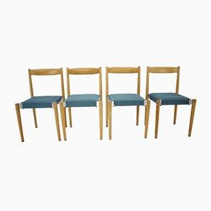 Chaises de Salon par Miroslav Navratil, 1970s, Set de 4