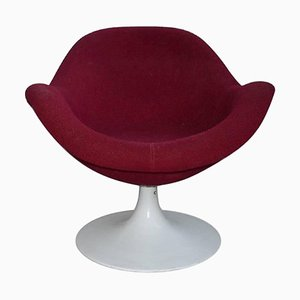 Mid-Century Swivel Shell Armchair from Miroslav Navratil, 1960s