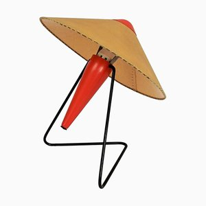 Mid-Century Table Lamp by Helena Frantova for Okolo, 1950s