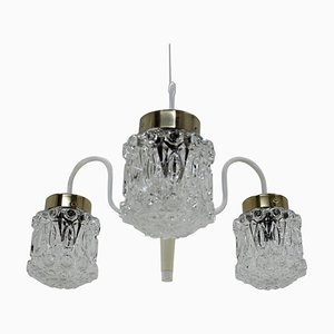 Mid-Century Chandelier from Kamenicky Senov, 1970s