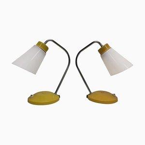 Mid-Century Tischlampen von Lidokov, 1960er, 2er Set