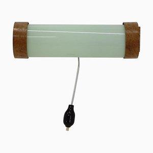 Art Deco Wandlampe, 1930er