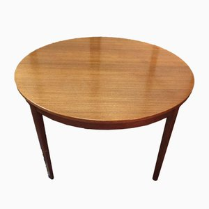 Vintage Extendable Dining Table by Bertil Fridhagen for Bodafors