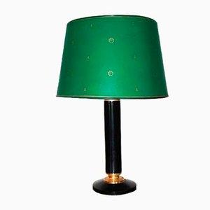 Lampada da tavolo vintage nello stile di Adnet