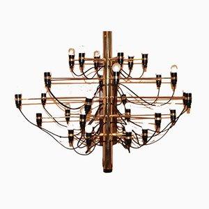 Vintage 2097/30 Deckenlampe von Gino Sarfatti