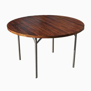 Vintage Rosewood Dining Table by Cees Braakman