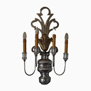 Vintage Wandlampe von Maison Bagués