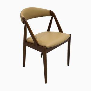 Chaises de Salon Mid-Century par Kai Kristiansen, Set de 6