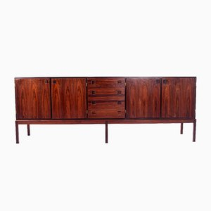Mid-Century Rosewood Sideboard by Johannes Andersen for Bernhard Pedersen & Søn, 1960s