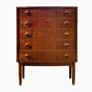 Chest of Drawers by Kai Kristiansen, 1960s