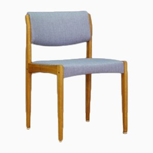 Danish Ash Dining Chairs by H. W. Klein for Bramin, 1970s, Set of 4