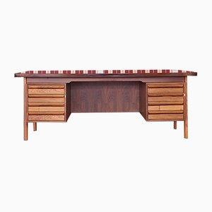 Rosewood Desk by Torbjørn Afdal, 1960s