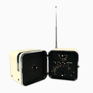 Model TS502 Portable Radio by Marco Zanuso & Richard Sapper for Brionvega, 1960s