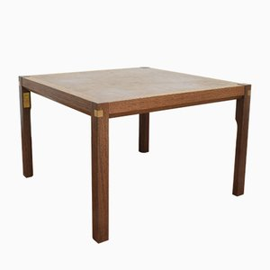 Danish Rosewood Coffee Table by Gorm Lindum Christensen for Tranekær Furniture, 1970s