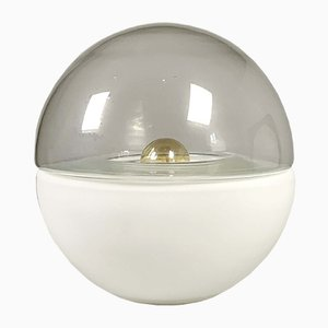 Glass Space Ball Table Lamp, 1960s