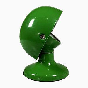 Grüne Jucker 147 Tischlampe von Tobia & Afra Scarpa für Flos, 1960er