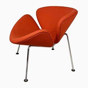 Orange Slice F437 Sessel von Pierre Paulin für Artifort, 1970er