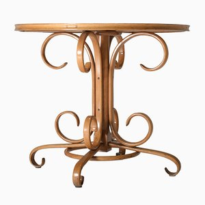 Vintage Bentwood Console Table
