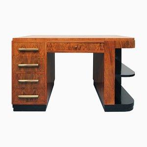 Amerikanischer Art Deco Schreibtisch, 1930er